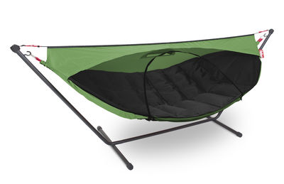 Tente / pour hamac Headdemock - Fatboy vert gazon en tissu