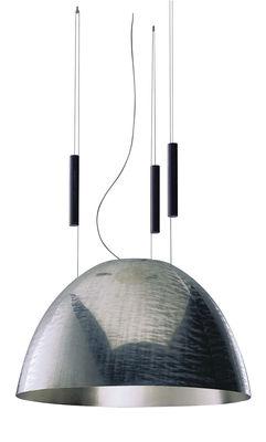 Suspension Pierre ou Paul Ø 120 cm Ingo Maurer métal brillant en métal