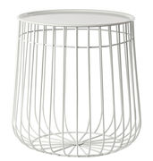 Modern coffee table made in design wire end table greentooth Choice Image