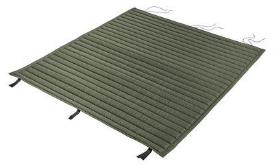 Coussin intégral / Pour canapé droit Palissade Lounge - Hay vert olive en tissu