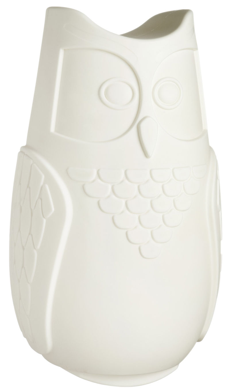 Bubo table lamp white by slide for Design table lamp giffy 17 7