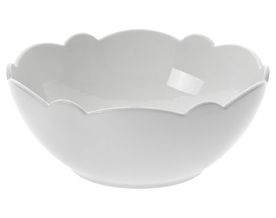 Arts de la table - Saladiers, coupes et bols - Bol Dressed Ø 15 cm - Alessi - Bol Ø 15 cm - Blanc - Porcelaine