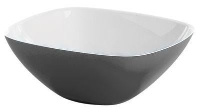Saladier Vintage / Ø 25 cm - Guzzini blanc,gris en matière plastique