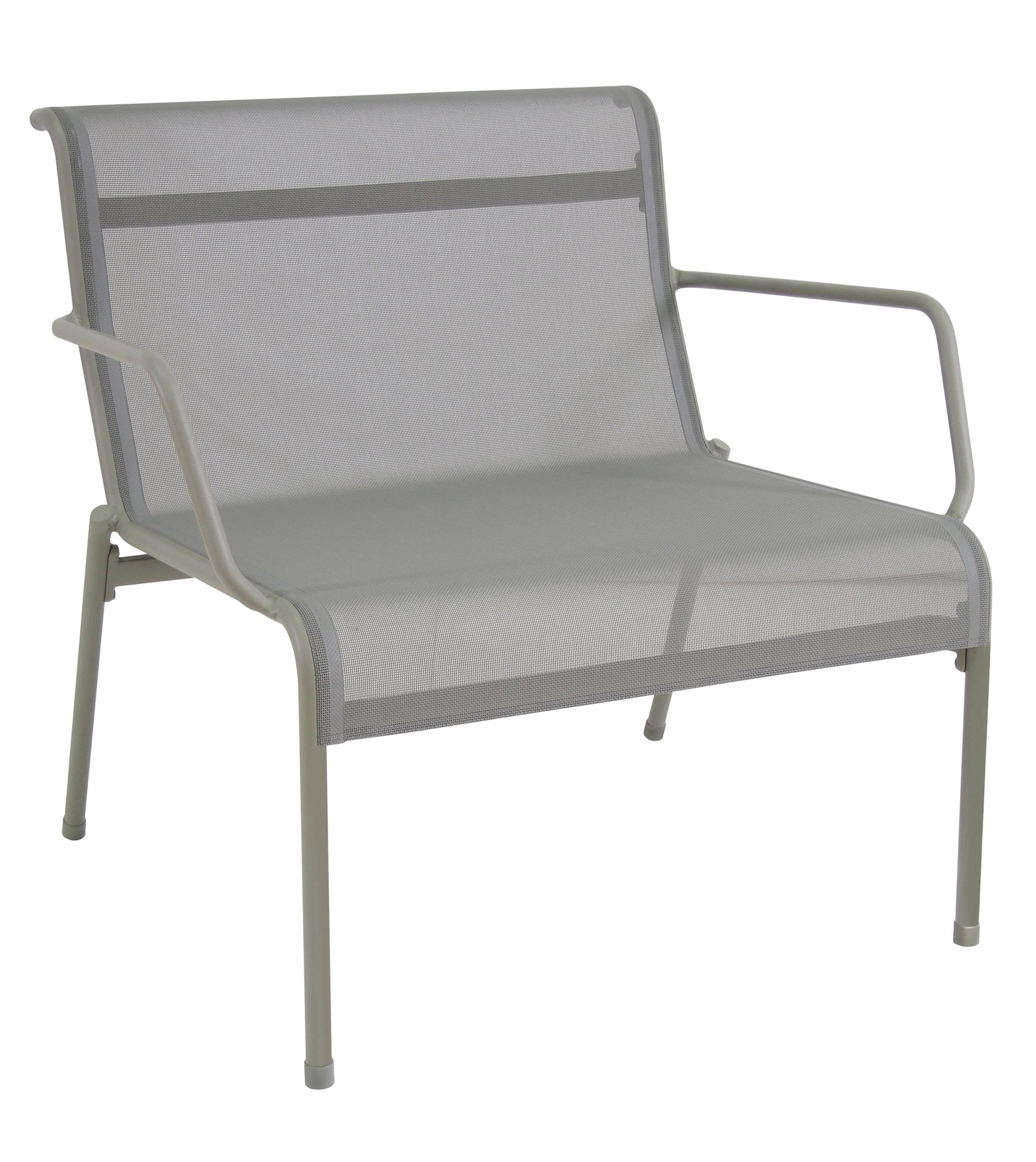 kira mit outdoor bespannung emu lounge sessel. Black Bedroom Furniture Sets. Home Design Ideas