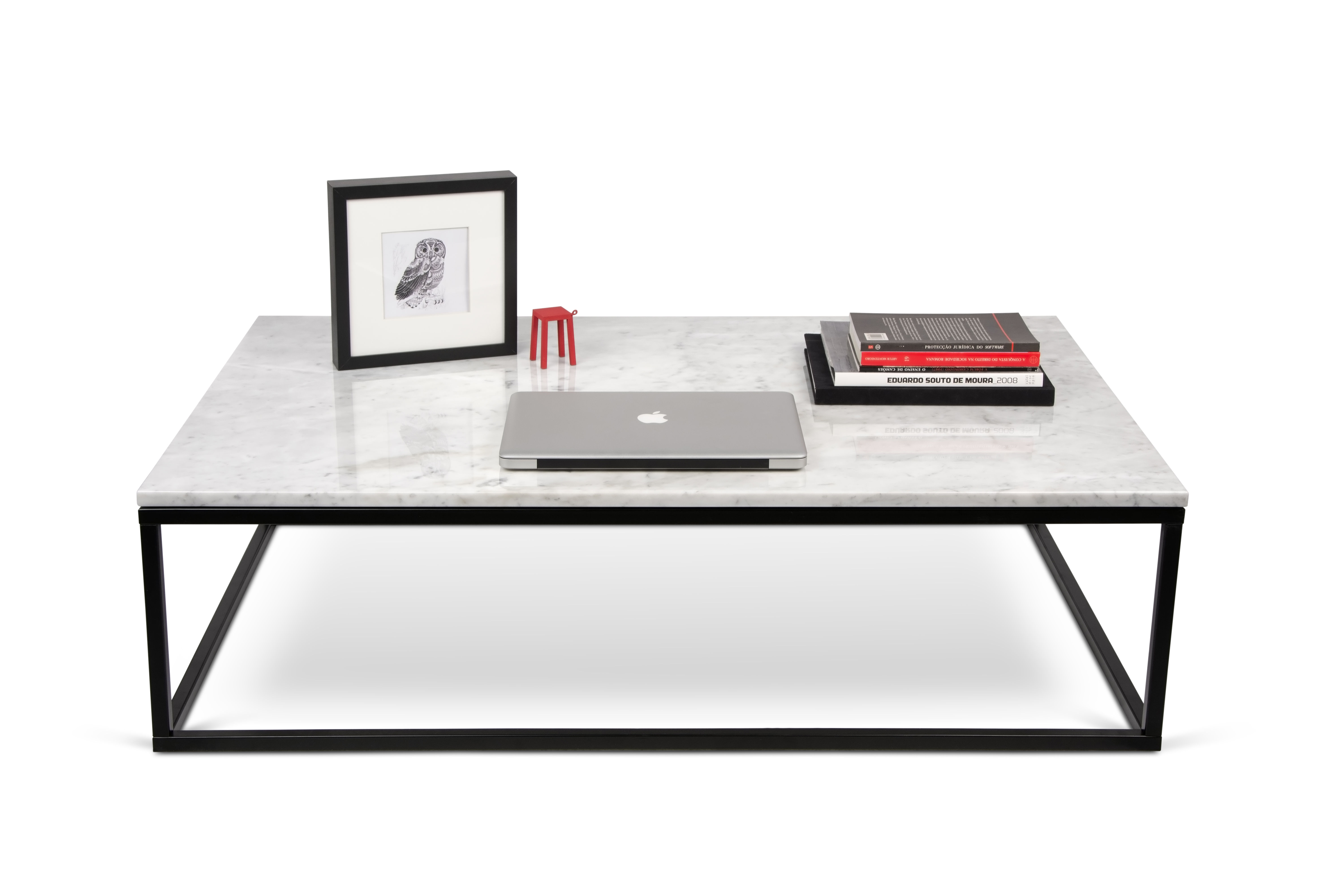 marble coffee table marble 120 x 75 cm white marble black
