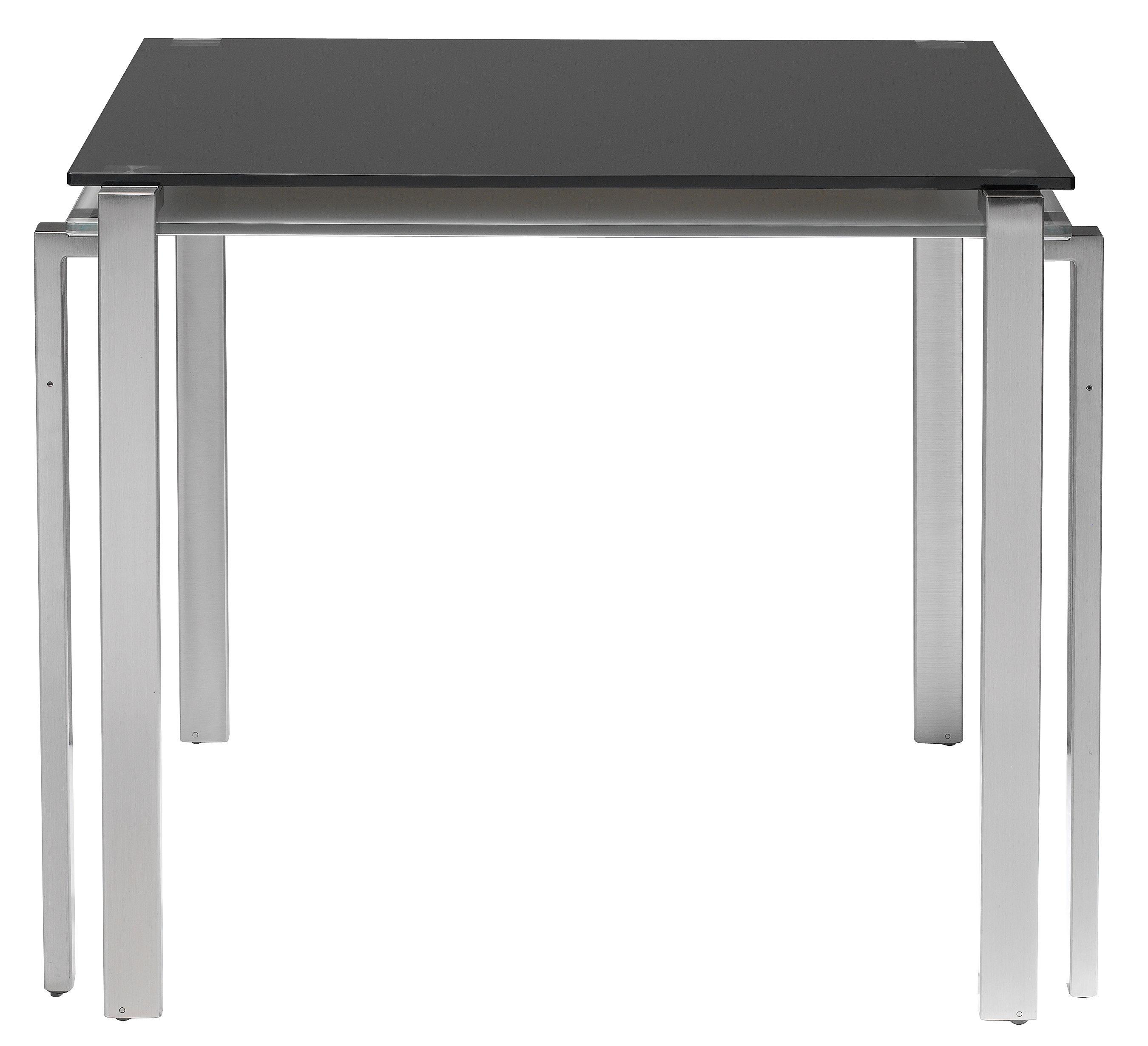 table rallonge 1 2 set 2 tables empilables carr es. Black Bedroom Furniture Sets. Home Design Ideas