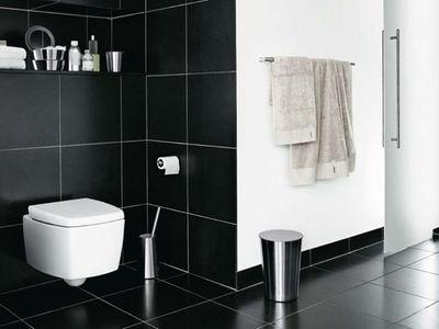 d rouleur de papier toilette acier eva solo. Black Bedroom Furniture Sets. Home Design Ideas