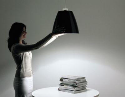 Illuminazione - Lampadari - Sospensione Supergi? di Luceplan - Bianco ...
