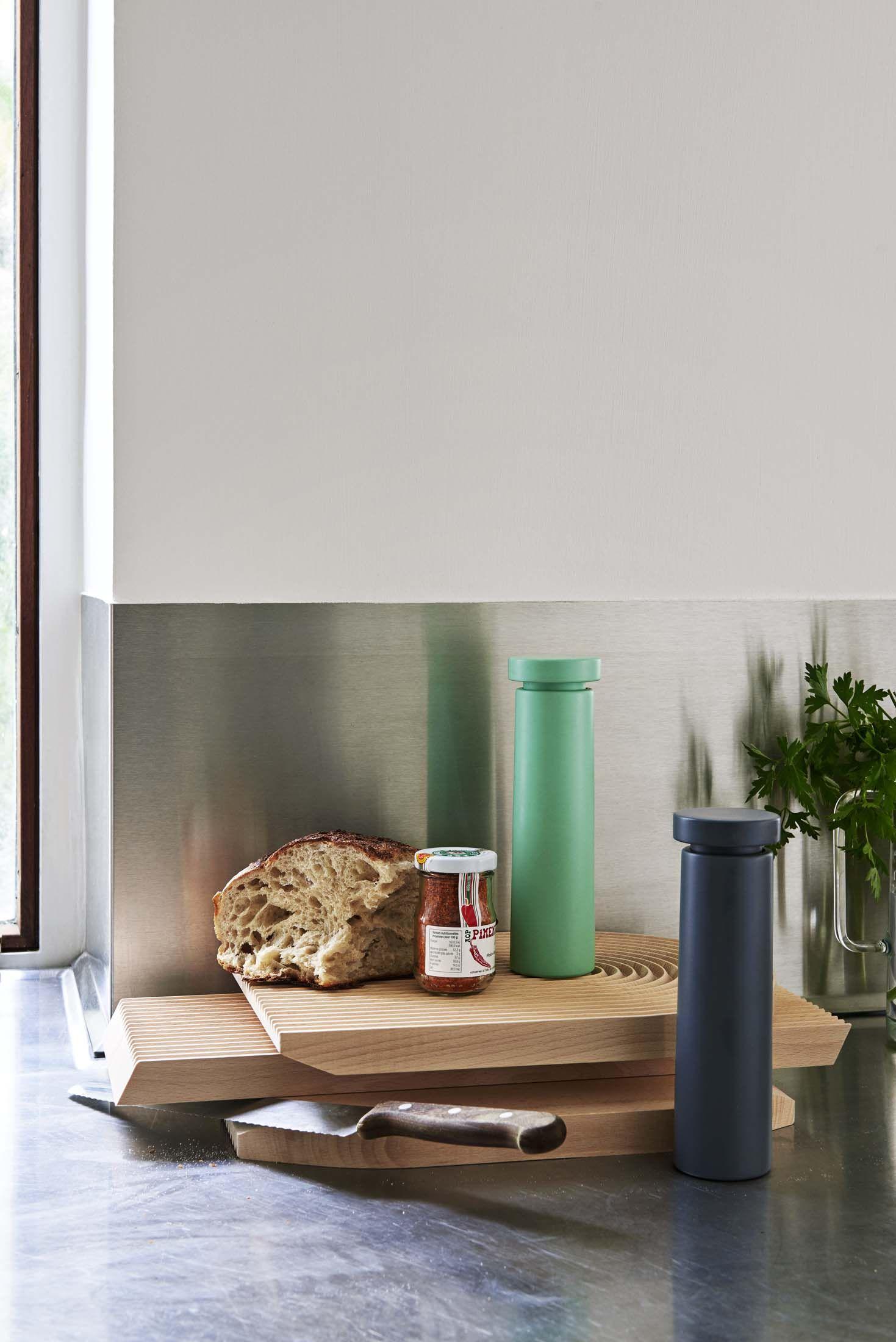 moulin pices poivre sel bois vert menthe hay. Black Bedroom Furniture Sets. Home Design Ideas