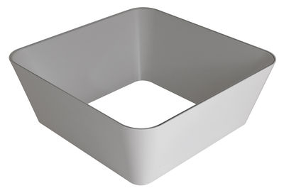 Tavolino Zero-In di Established & Sons - Bianco - Vetro