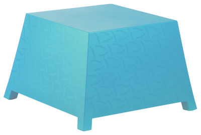 table basse raffy pouf turquoise qui est paul. Black Bedroom Furniture Sets. Home Design Ideas