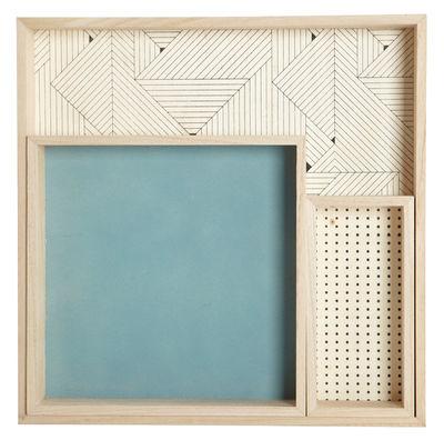 deco holz 3er set house doctor tablett. Black Bedroom Furniture Sets. Home Design Ideas