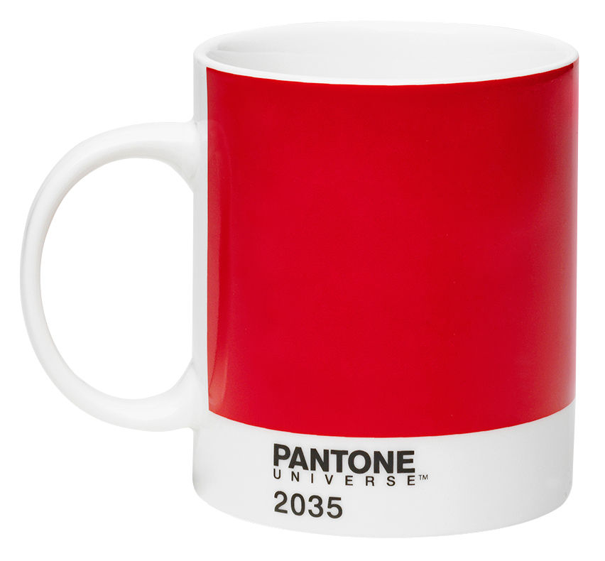 Pantone Universe Mug 375 Cl Red 2035 By ROOM