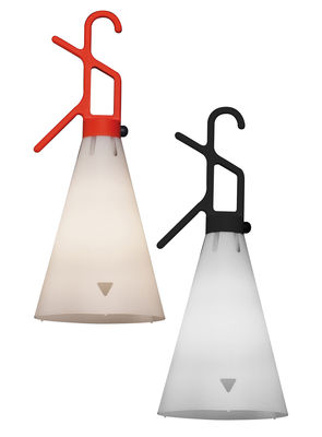 lampe de table may day poser ou suspendre noir flos. Black Bedroom Furniture Sets. Home Design Ideas