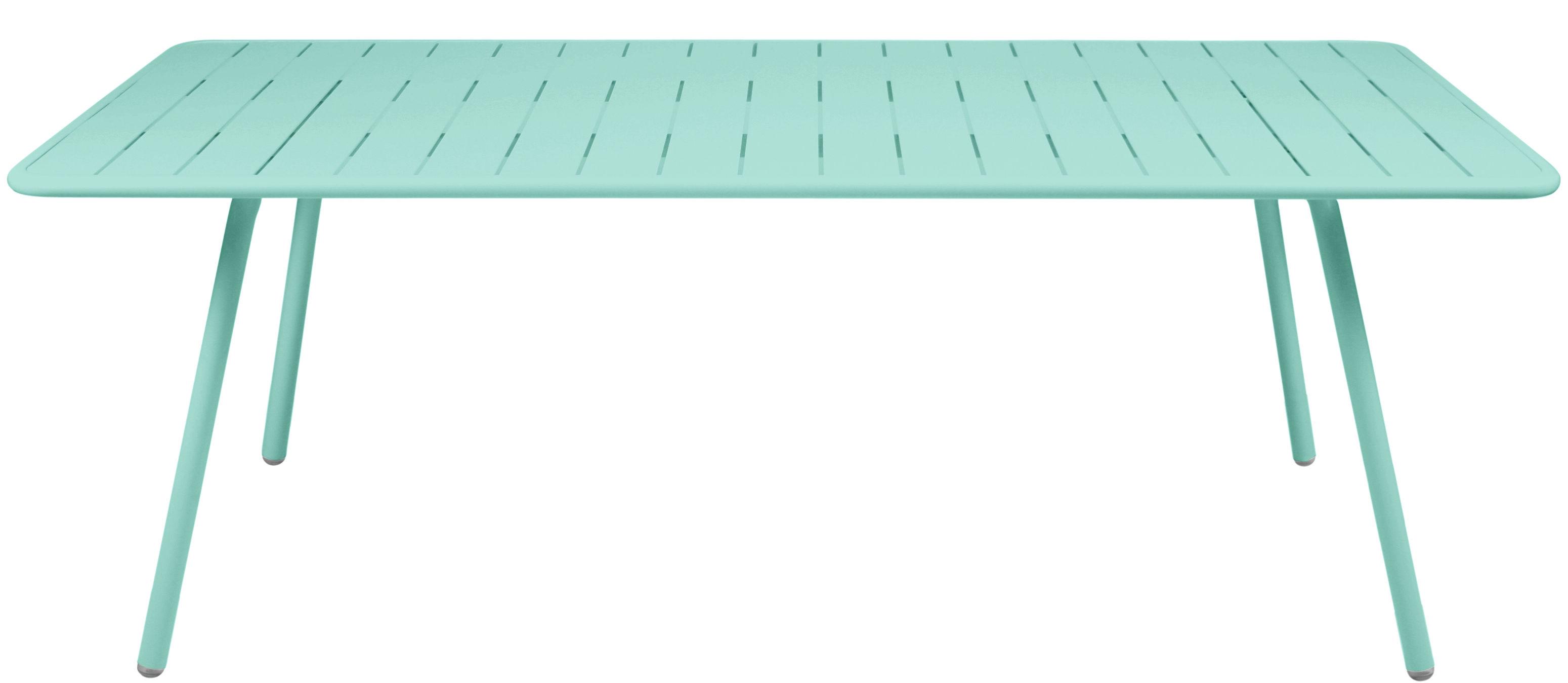 luxembourg f r 8 personen 207 x 100 cm fermob tisch. Black Bedroom Furniture Sets. Home Design Ideas