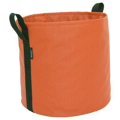 Pot de fleurs Batyline® / Outdoor - 50 L - Bacsac potiron en tissu