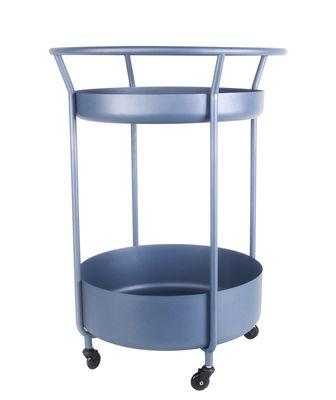 Carrello Corona / Acciaio - XL Boom - Azzurro - Metallo