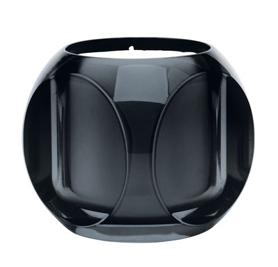 Bougie parfumée Dice / Kartell Fragrances - H 7,5 cm - Kartell fumé en matière plastique
