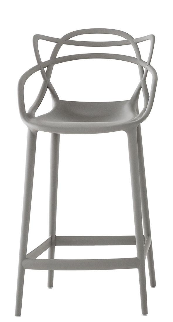 masters h 65 cm kartell barhocker. Black Bedroom Furniture Sets. Home Design Ideas