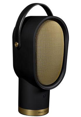 Enceinte Bluetooth Lenny Sans fil Edition limitée Elipson noir,or en métal