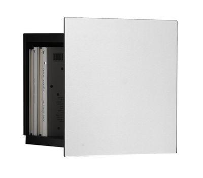 Etagère DPI Small / Miroir - L 33 x H 34 cm - Mogg miroir en verre