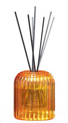 Image of Diffusore di profumo Cache Cache / Con profumo e bastoncini - Kartell Fragrances - Arancione - Materiale plastico