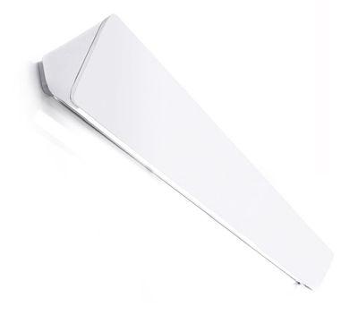 Foto Applique Lane - L 155 cm di Luceplan - Bianco - Metallo