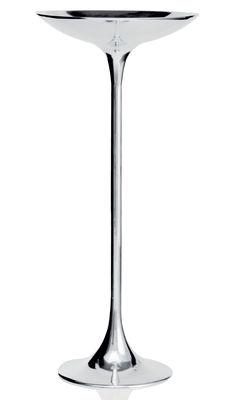 Ping II Beistelltisch - Driade Kosmo - Aluminium poliert