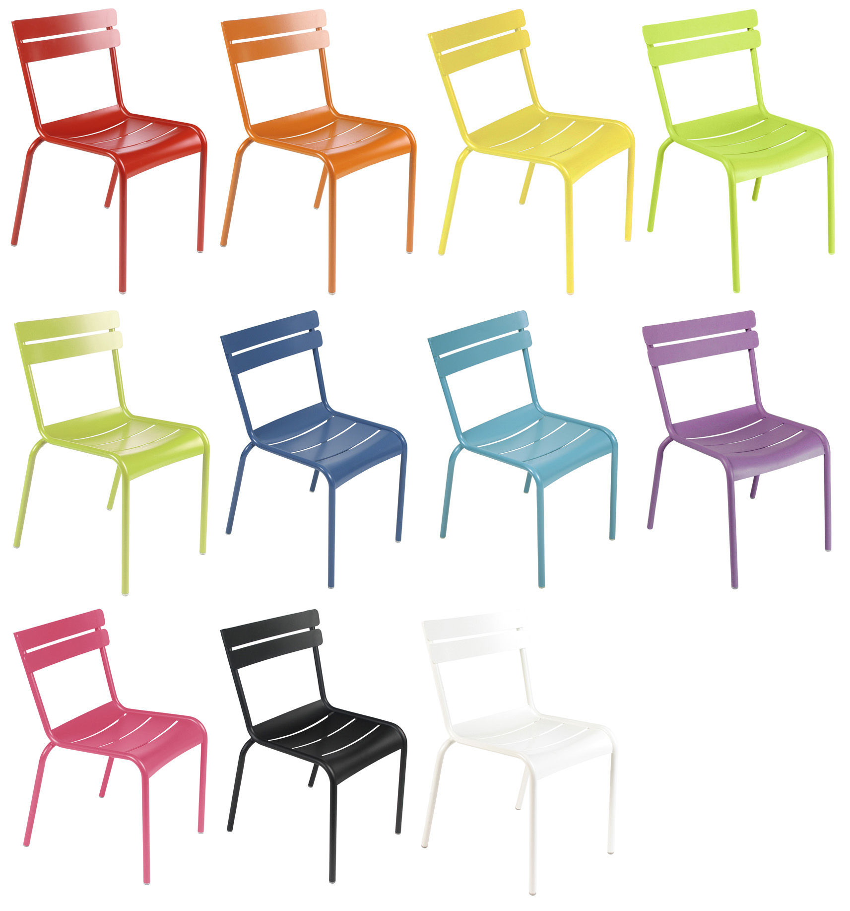 Luxembourg Kid Childrens Chair Verbena By Fermob