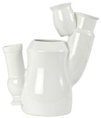 vase multiculti blanc pols potten made in design. Black Bedroom Furniture Sets. Home Design Ideas