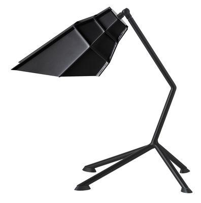 Foto Lampada da tavolo Pett di Diesel with Foscarini - Nero - Metallo