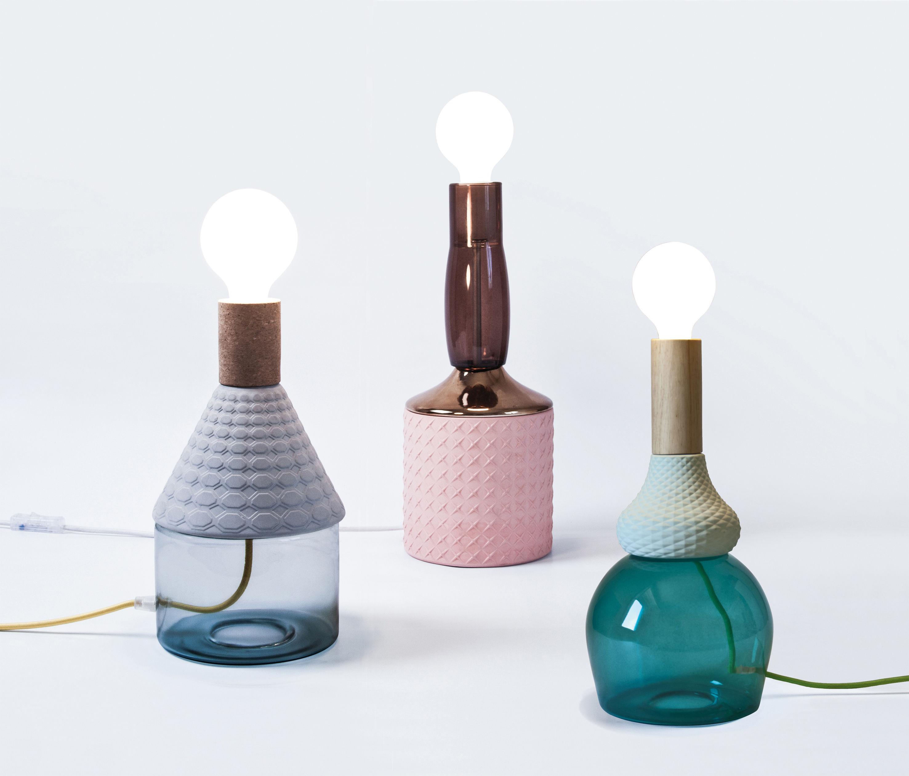 lampe de table mrnd anna h 39 cm ampoule non fournie. Black Bedroom Furniture Sets. Home Design Ideas