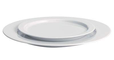 Tischkultur - Teller - Anatolia Teller - Driade Kosmo - Weiß - Porzellan