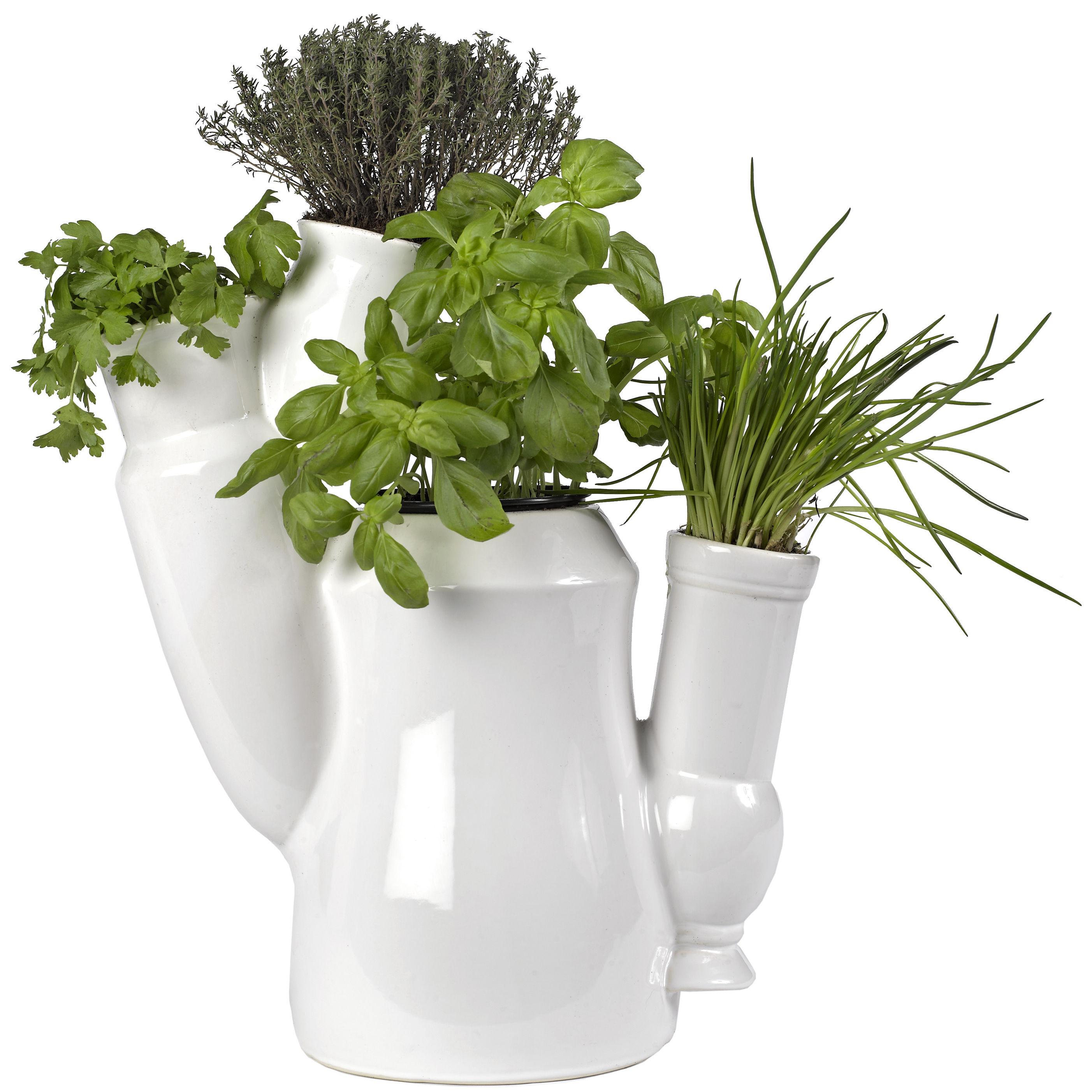 multiculti vase white by pols potten made in design uk. Black Bedroom Furniture Sets. Home Design Ideas