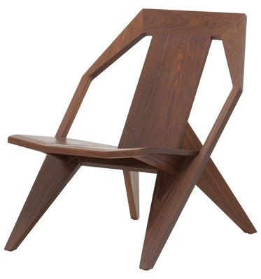 Medici Lounge Sessel / für den Außeneinsatz - Mattiazzi - Naturesche