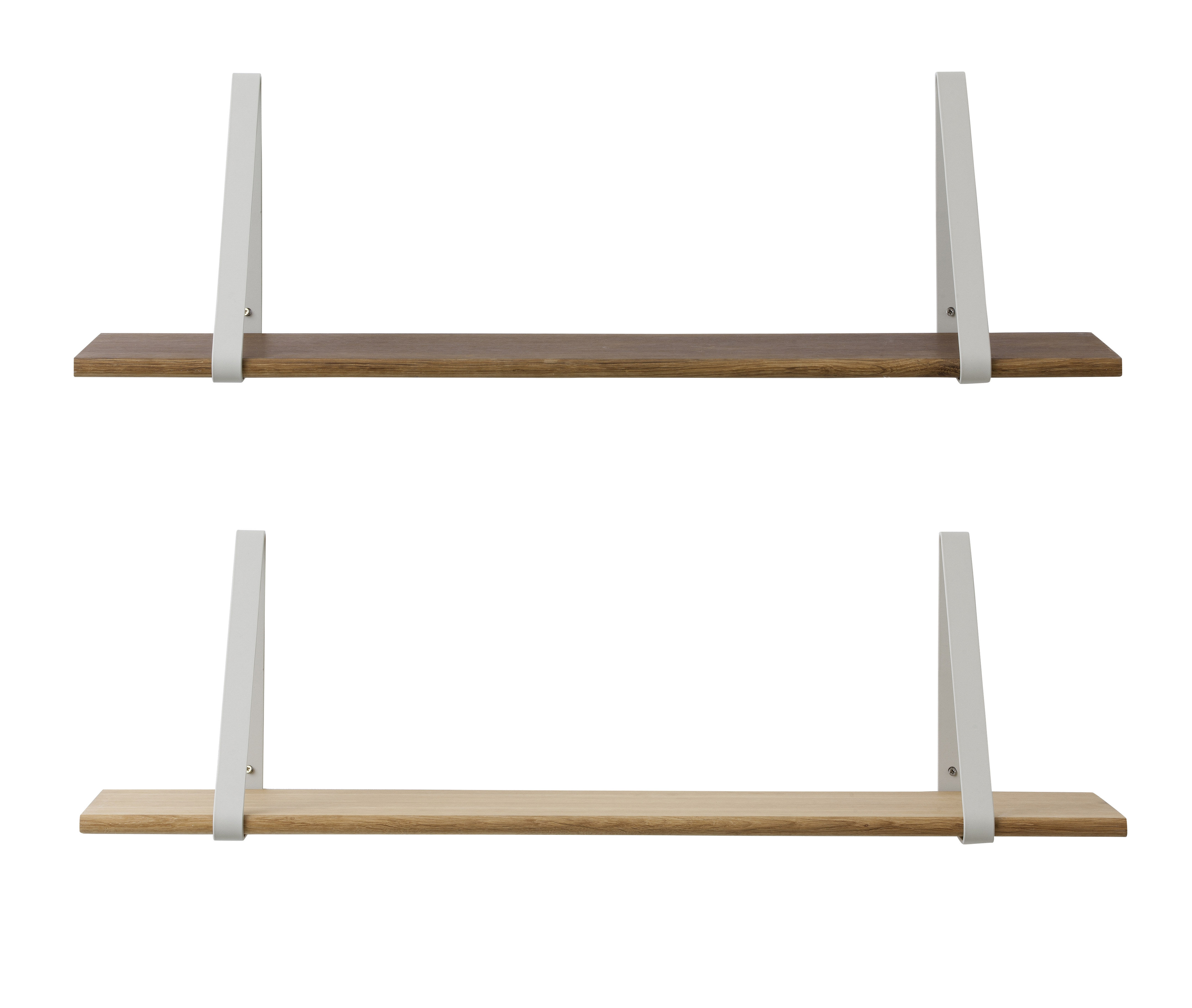 ZoomSet of 2 shelf brackets   For The Shelf Grey by Ferm Living. Ferm Living Shelf Brackets. Home Design Ideas