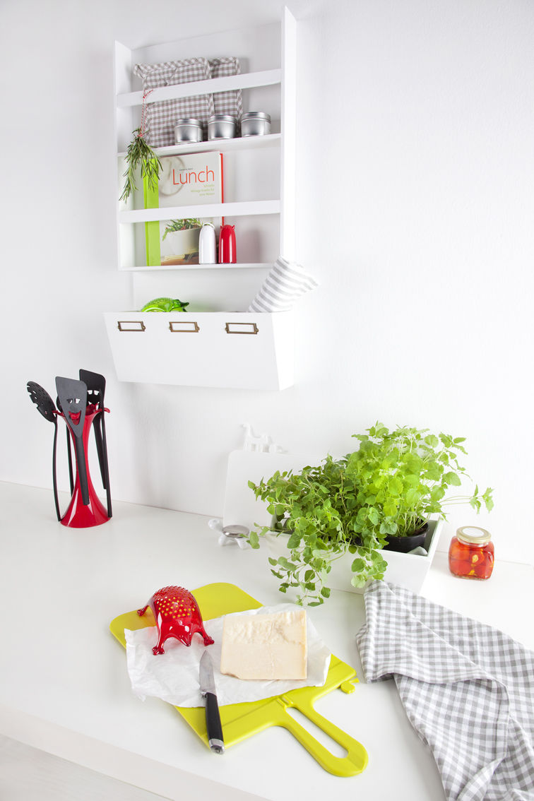 Scopri utensile da cucina meeting point set da 5 utensili for Set utensili da cucina