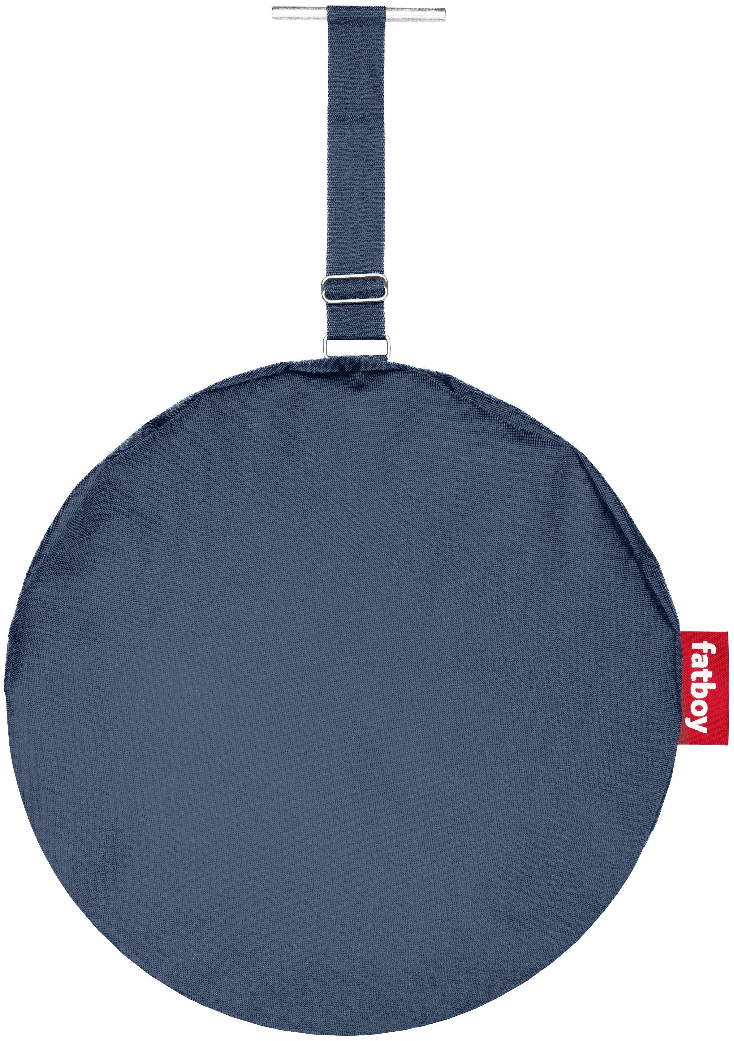 Coussin d 39 ext rieur pour hamac headdemock bleu fonc fatboy - Coussin exterieur fatboy ...