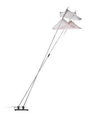 Luminaire - Lampadaires - Lampadaire Dew Drops / LED - Ingo Maurer - Transparent / Métal - Matériau plastique, Métal