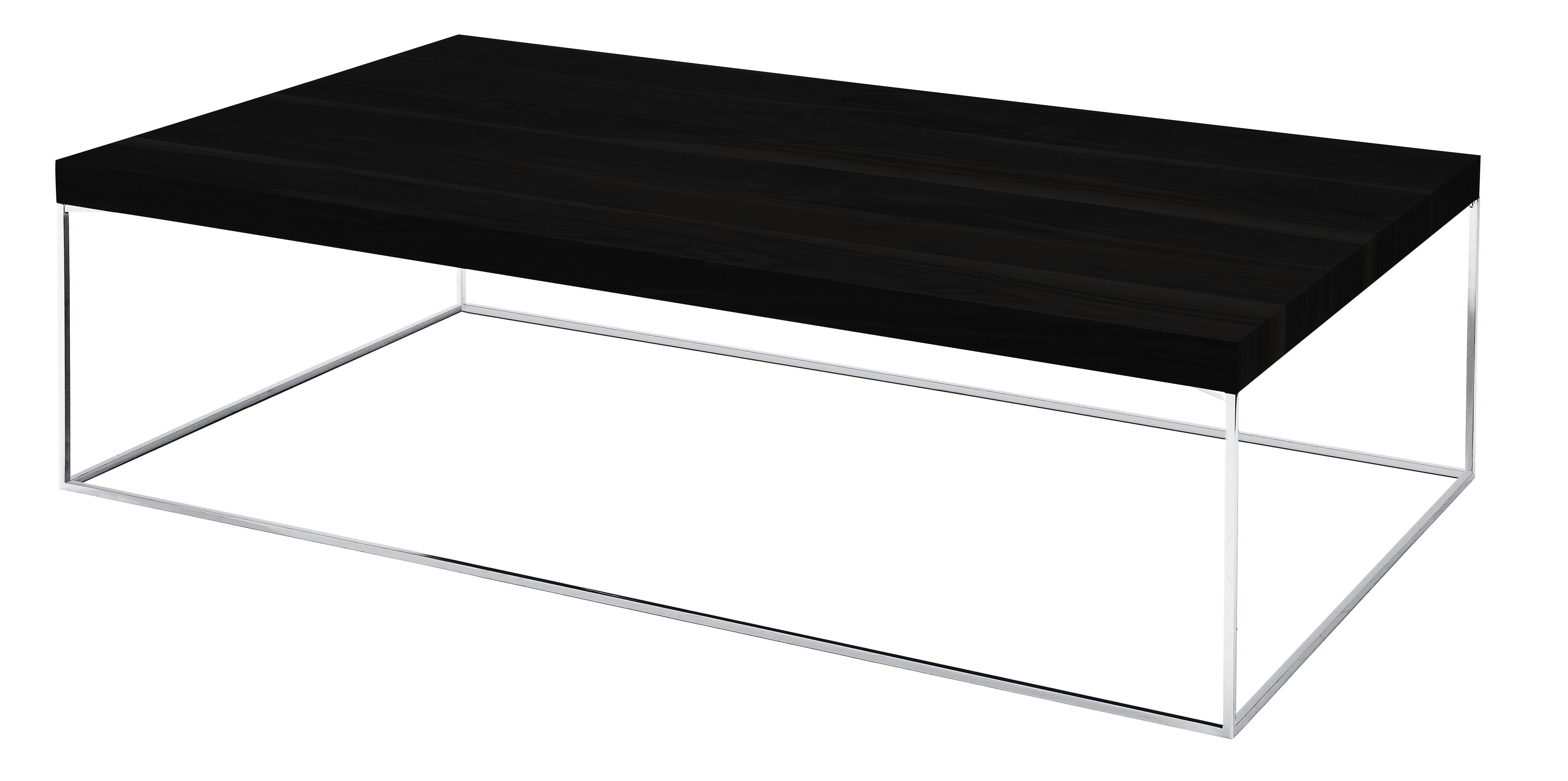 Oliver coffee table weng african rosewood graphite for Coffee table 80cm x 80cm