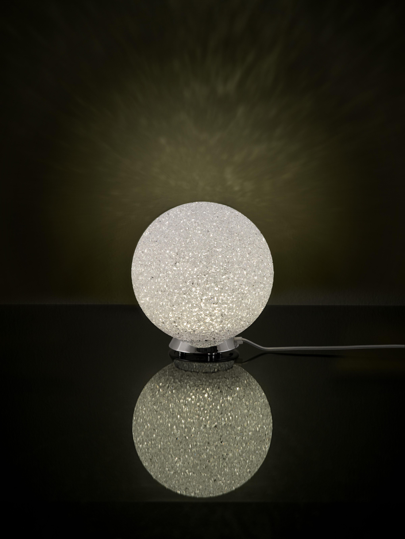 Scopri Lampada da tavolo Magicglobe, ? 12 cm - Bianco di ...