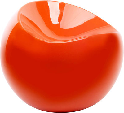 Ball Chair Pouf Sunrise by XL Boom | Made In Design UK