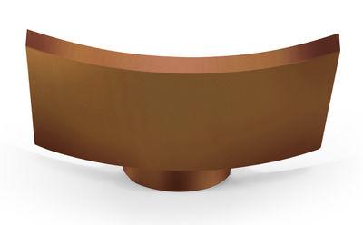 Microsurf Wandleuchte LED - Artemide - Bronze