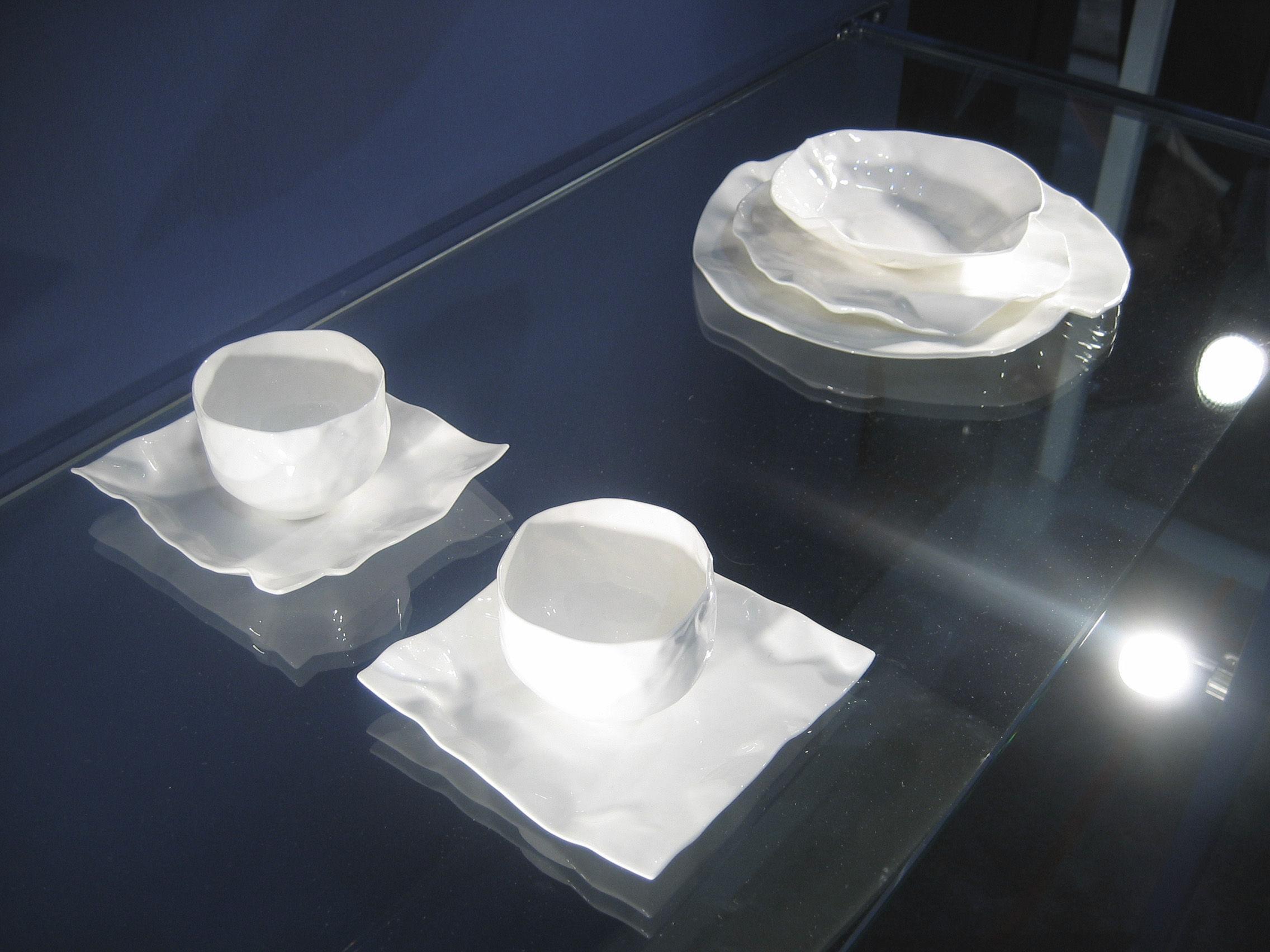 Adela de xi servizio di piatti 2 piatti piani 1 piatto - Servizio piatti design ...