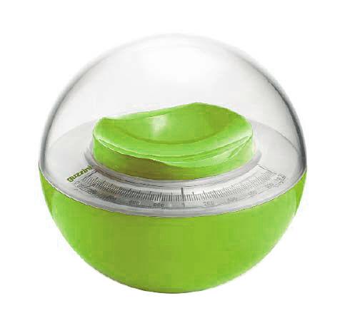 Balance de cuisine m canique sfera vert guzzini - Koziol balances ...