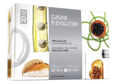 kit cuisine mol culaire cusine r volution cuisine mol cule r. Black Bedroom Furniture Sets. Home Design Ideas