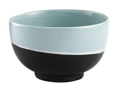 Bol Sicilia / Ø 8,5 cm - Maison Sarah Lavoine blanc,noir,pousse de tilleul en céramique