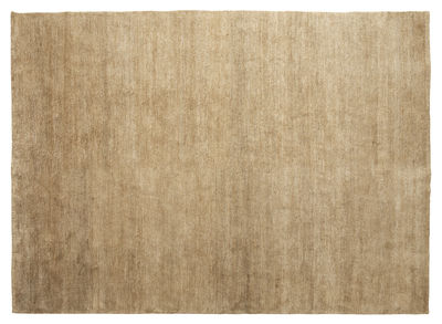 Tapis Natural Nettle en fibres d'ortie 170 x 240 cm Nanimarquina naturel en rotin fibres
