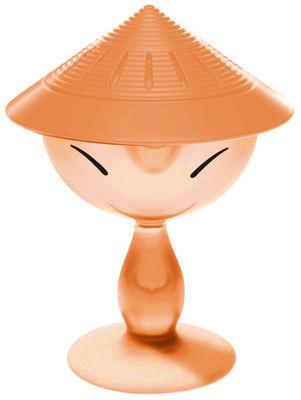 Image of Spremiagrumi Mandarin di A di Alessi - Arancione - Materiale plastico