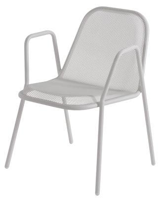 Golf Stapelbarer Sessel - Emu - Weiß